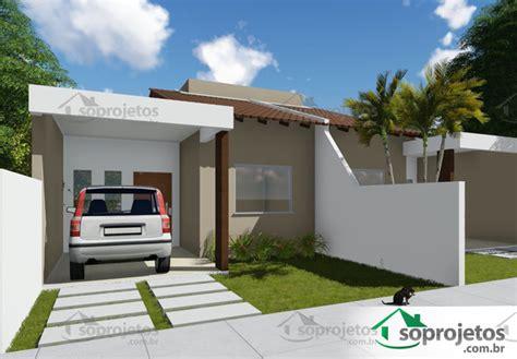 projetos de casas projeto de casa t 233 rrea geminada 2 quartos c 243 s 243