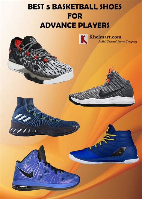 compare basketball shoes best 5 basketball shoes for advanced players khelmart