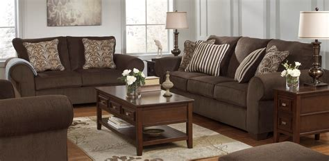 Buy Ashley Furniture 1100038 1100035 Set Doralynn Living Furniture Living Room Set
