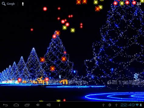 christmas wallpaper live for pc live christmas wallpaper android wallpapers9