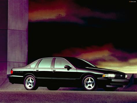 chevrolet impala ss 1994 96 wallpapers 2048x1536