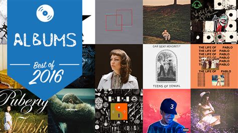 best album the 50 best albums of 2016 lists best