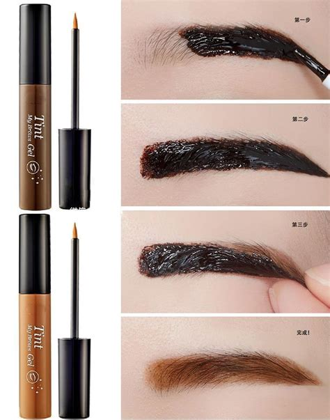 Etude Eyebrow new etude house eyebrow enhancers tint 3 colours my brow