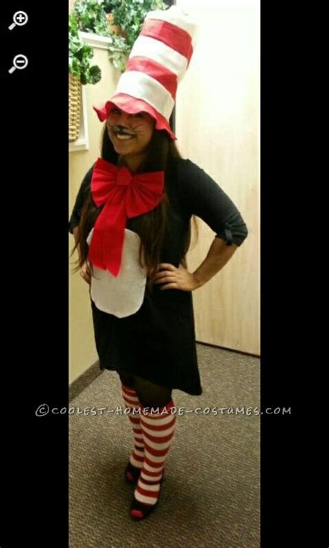 s cat in the hat costume with pet dogs thing 1 thing 2
