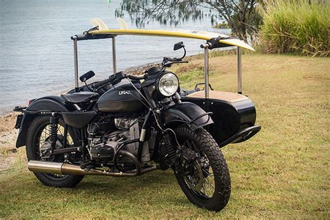 Ural SideCar by Peter Adams   HiConsumption