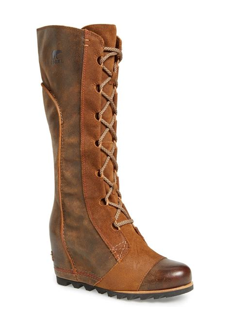 sorel boots sale sorel sorel cate the great waterproof wedge boot