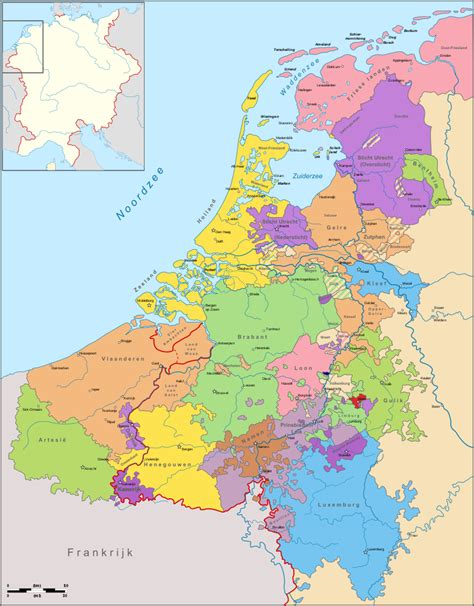 political map of file political map of the low countries 1350 nl svg