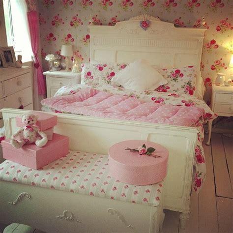 pink floral bedroom ideas beautiful bed bedroom decor flowers girl room girlie