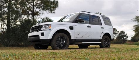 land rover lr4 white black rims land rover lr4 white black rims pixshark com