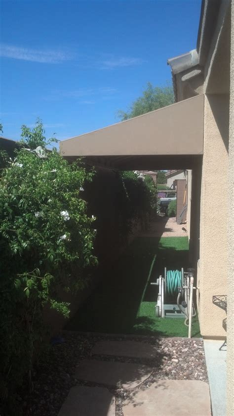 Awnings Az by Awning In Scottsdale Az