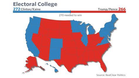 donald trump electoral votes can trump win the electoral college marketwatch