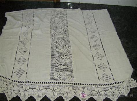 cortina de hilo  ganchillo vendido en venta directa