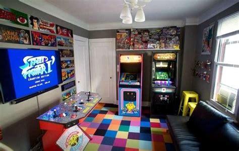 creare una sala giochi fatta  casa  consigli perfetti