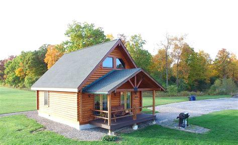 Log Cabin Rentals Finger Lakes Ny by Beautiful Real Log Cabin In The Finger Lakes Overlooking