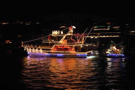 Cruise Of Lights by Boat Lights 8