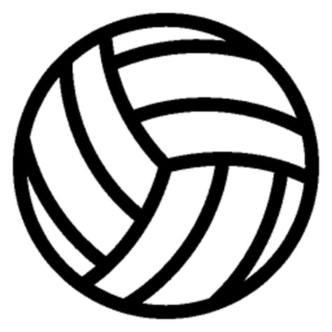 sports volleyball icon | ios 7 iconset | icons8