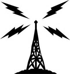 radio tower radio tower logo clipart best