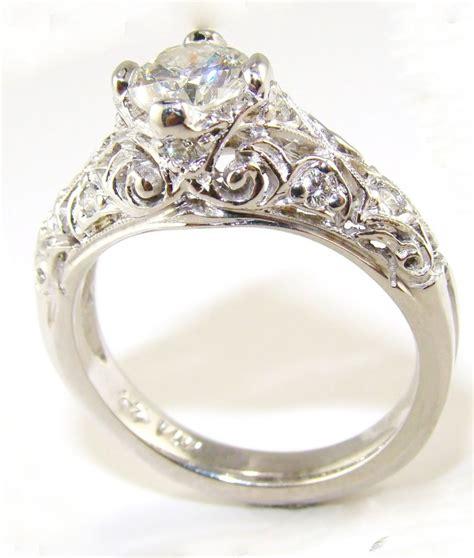Antique Rings: Antique Rings For Women Diamond Wedding