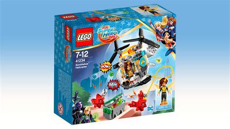 Murah Lego 41234 Dc Heroes Bumblebee Helicopter 41234 bumblebee helicopter dc products lego dc