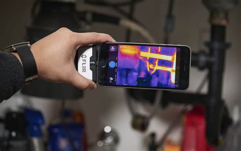 thermal smartphone thermal imaging cameras for smartphones and tablets the