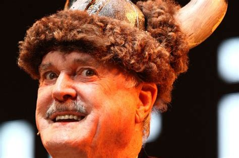 monty pythons john cleese fox news people are too stupid john cleese to join baywatch stars david hasselhoff and