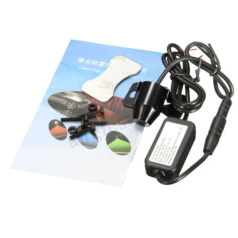 motorcycle laser light motorcycle car led laser fog lights rear anti