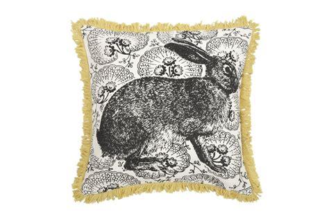 Hop Pillow by Hop Linen Pillow In Pewter Design By Paul Burke Decor