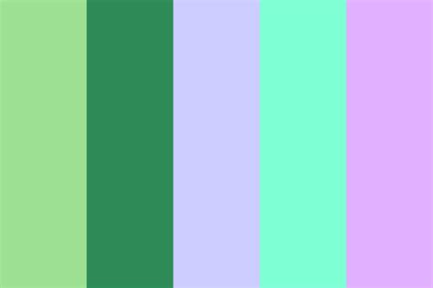 pisces color palette