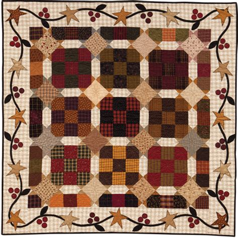 Country Quilt by Martingale At Home With Country Quilts Ebook