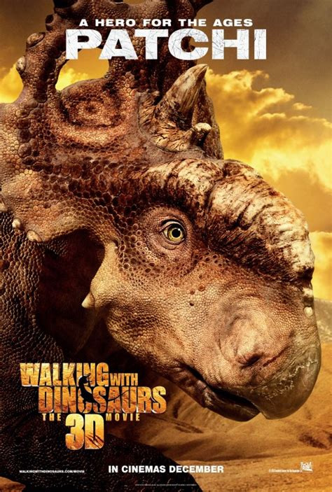 Poster A3 The Dinosaurs Ver 3 walking with dinosaurs 3d poster gallery imp awards