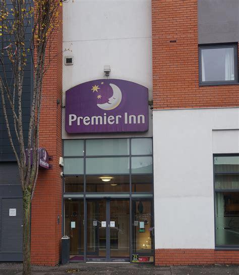 premier inn belfast city centre in belfast