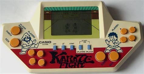 Gimbot Casio Karate Fight 1986 casio karate fight