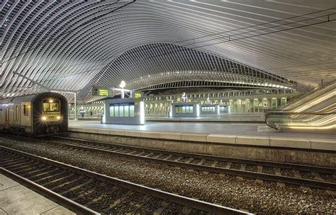 liege station liege guillemins station tim knifton