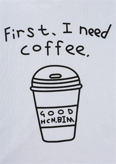 I Need Coffee i need coffee hoodie pinkclassy