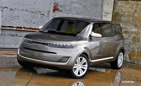 Kia Kv7 2014 Kia Sedona To Draw Inspiration From Kv7 Concept