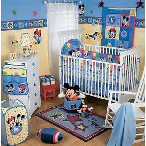 Mickey Mouse Nursery Decor Disney Room Decor