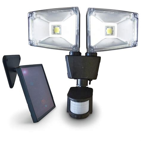 rdk 600 lumen cob dual security light 619365 home
