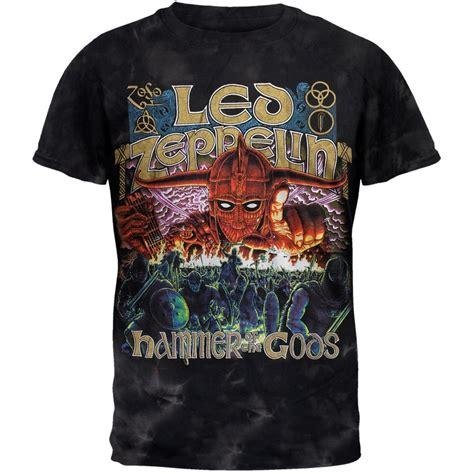 with the gods clothing led zeppelin hammer of the gods t shirt ebay