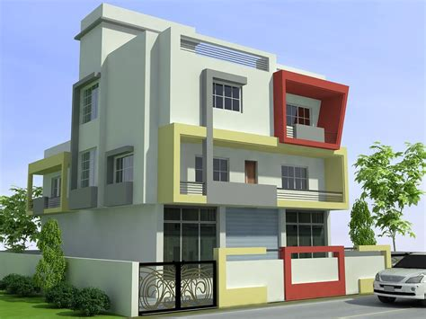 exterior home design in 3d max home design and style