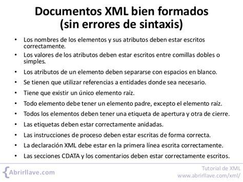 xml tutorial filetype pdf tutorial de xml en pdf