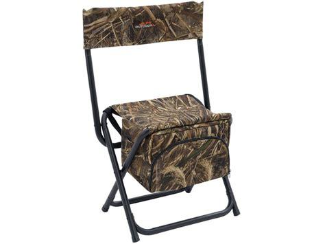 camo cing high chair alps dual high back chair realtree max 5 camo