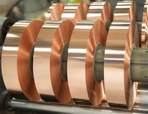 copper coils  copper rolls   foils