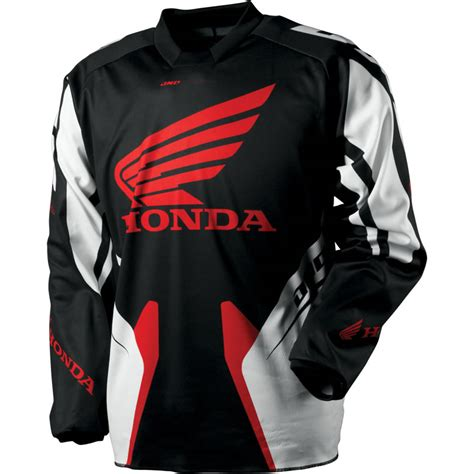 honda motocross jersey one industries 2013 carbon honda mx enduro motocross