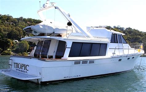 bayliner boats for sale nsw bayliner 4588 motor yacht power boats boats online for