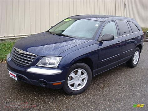 2006 Chrysler Pacifica by 2006 Chrysler Pacifica Touring In Midnight Blue Pearl
