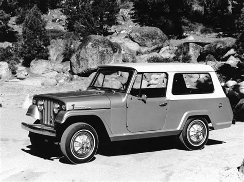 Jeep History 70 Years Of Jeep History 1941 2011