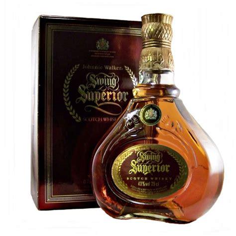 Johnnie Walker Swing by Johnnie Walker Swing Superior Blended Scotch