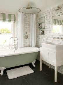 Clawfoot Tub Bathroom Design by 20 Bathrooms We Wouldn T Mind Sitting Around In Brit Co