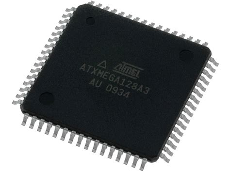 integrated circuit series atmel avr integrated circuits of xmega series transfer