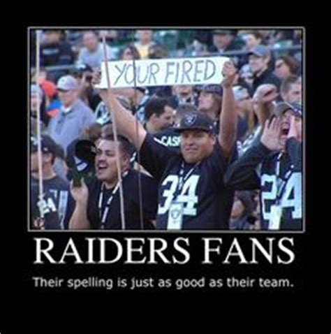 Raiders Suck Memes - oakland raiders funny on pinterest denver broncos funny